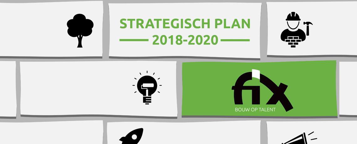 Strategisch plan 2018-2020